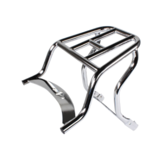Platform Rear Rack (Chrome) for Stella 4T (SKU: 0200-0123)