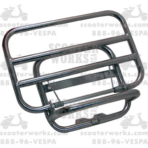 Rear Rack, Vespa LX - Prima (SKU: 0200-0012)
