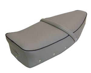 Complete Seat, Grey GS/Sprint Style (SKU: CSGS)
