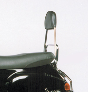 Backrest, Cuppini - Vespa ET2, ET4,  LX (SKU: ETBRC1)