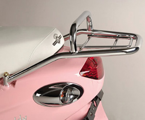 Rear Rack, Buddy - Chrome (SKU: RRB1-C)