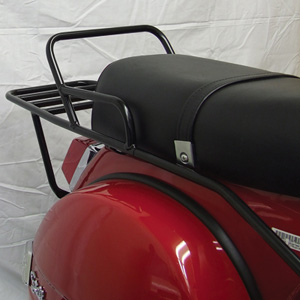 Rear Rack, Wrap Around - P-Series/Stella (SKU: RRC4-B)