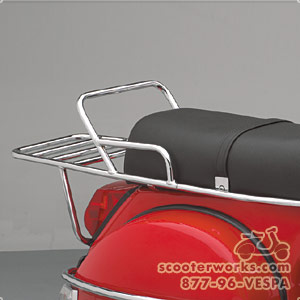 Rear Rack, Wrap Around - P-Series/Stella (SKU: RRC4-C)