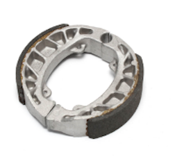 Brake Shoes, Rear Shoes for Vespa ET2/4