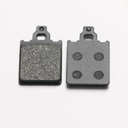 Brake Pads, FA186 for Vespa PX and Stella