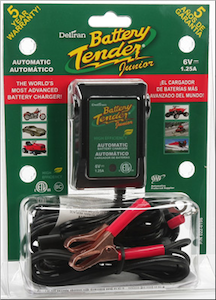 Battery Tender, Jr. 6V Charger