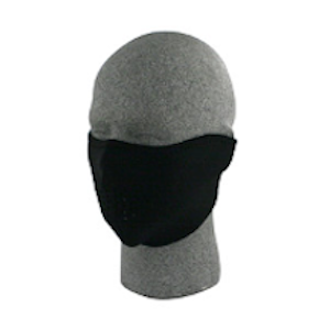 Neoprene Half Face Mask
