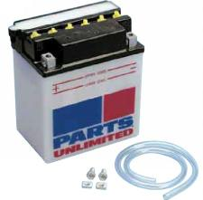 Battery, B9-B (Parts Unlimited Brand)