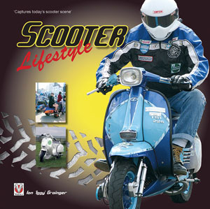 Book, Scooter Lifestyle