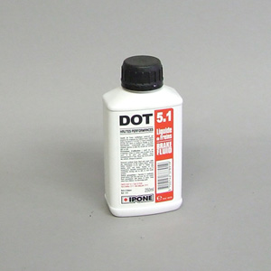 Ipone Brake Fluid, DOT5 - 250ml