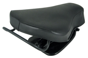 Seat, Single Saddle-Sm Frame