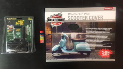 Scooter Winter Kit