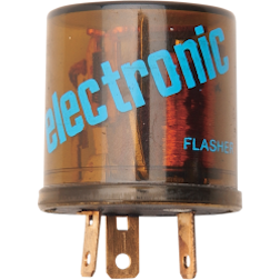 Flasher Relay, 3-pole electronic type