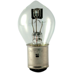 Headlight Bulb, 12V 35/35W Incandescent