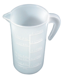 Mixing Cup, 2% Oil