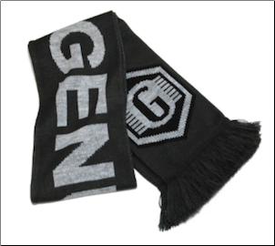 Scarf, Genuine Scooters Hooligan (SKU: 0100-0831)