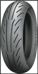 120/80-14, Michelin Power Pure (SKU: 87-9807 or 0340-0394)