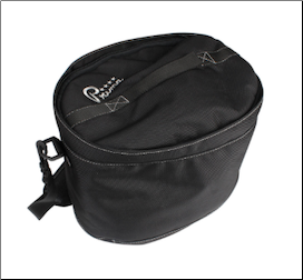 Underseat Bag, Prima - Black (SKU: 0400-1021)