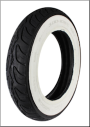 3.00-10, Prima Whitewall Tire
