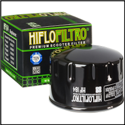 Oil Filter, Hiflo Filtro Brand HF184