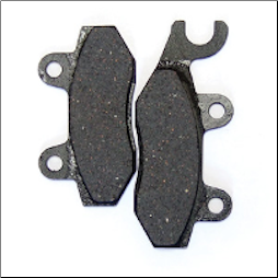 Brake pads, Kymco Super9, Bet&Win (SKU: 1000-1020)