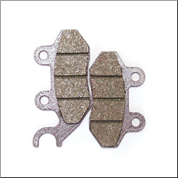 Brake Pads, FA264 Prima Brand Buddy 125/150/170 and more (SKU: 1000-1084)