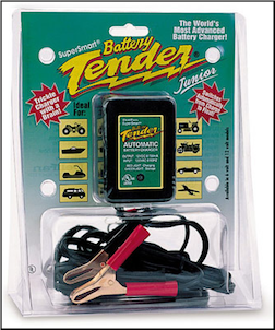 Battery Tender, Jr. 12V Charger (SKU: 56-1129)