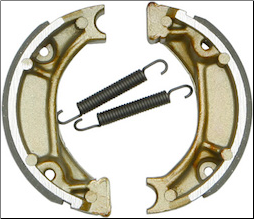 Brake Shoes, EBC #333 (SKU: 14-333)
