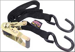 Strap, Ratchet Tiedown (SKU: 29-1095)