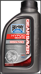 Oil, Transmission/Gear - SAE 140, Bel-Ray Brand (85W-140) 1 Litre (SKU: 3603-0015)