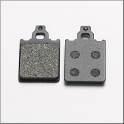 Brake Pads, FA186 for Vespa PX and Stella (SKU: 494762)