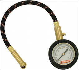 Tire Pressure Gauge - Tirepro (SKU: 57-0011)