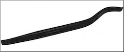 "Tire Iron - 15"" Economy (SKU: 57-6211)"