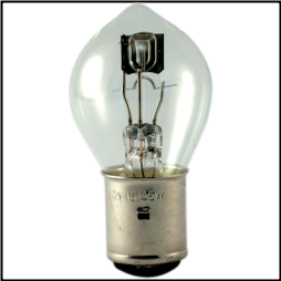 Headlight Bulb, 12V 35/35W Incandescent (2002-2005 Stella) (SKU: 6235BBP)