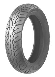 110/90-13, Shinko SR567 Tire (SKU: 87-4281)