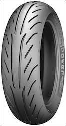 130/70-12, Michelin Power Pure (SKU: 87-9811 or 0340-0395)