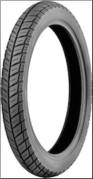2.50-17 Michelin City Pro 43P