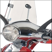 Headset Cover, Vespa ET2 - ET4