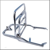 Rear Rack, Fold Down Vespa GT200 (SKU: GTRR2-C)