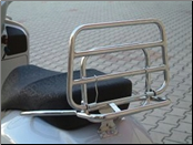 Rear Rack, Vespa GTS250 - Cuppini (SKU: GTSRR1)