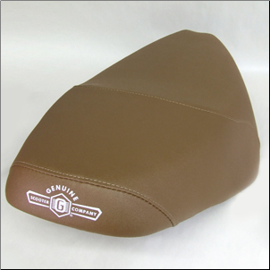 Genuine Buddy 50/125/150 Seat - Brown (SKU: P66710000009*)