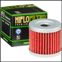 Oil Filter, Hiflo Filtro Brand HF131