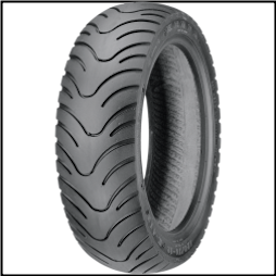 100/80-10, Kenda K413 Tire for ET2/4 (SKU: K413-04)