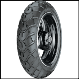 120/90-10, Michelin Reggae (SKU: 87-9332 or SCTR-09)