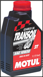 Oil, Transmission/Gearbox Manual - Motul Transoil 10W30 (SKU: MOT8 or 82-2103)