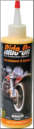 Ride-On Tire Balancer & Sealant 8 oz.