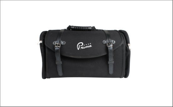 Prima Roll Bag - Large Black
