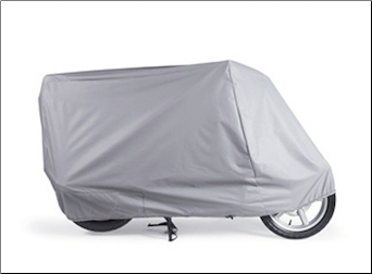 Scooter Cover, Medium (Dowco Brand) (SKU: 27-6331)