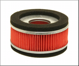 Air Filter, Chinese GY6- Type 1 (SKU: 164-198)