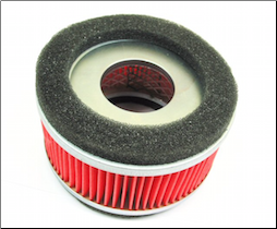 Air Filter, Chinese GY6- Type 2 (SKU: 164-222)